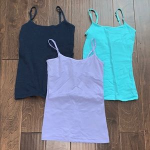 Women's juniors cami tank top bundle size S